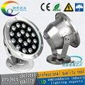 CP 6 Вт 12 Вт 18 Вт 24 Вт 36 Вт IP68 Светодиодный подводный светильник RGB светодиодный светильник красочный водный светодиодный светильник для бассейна led - фото