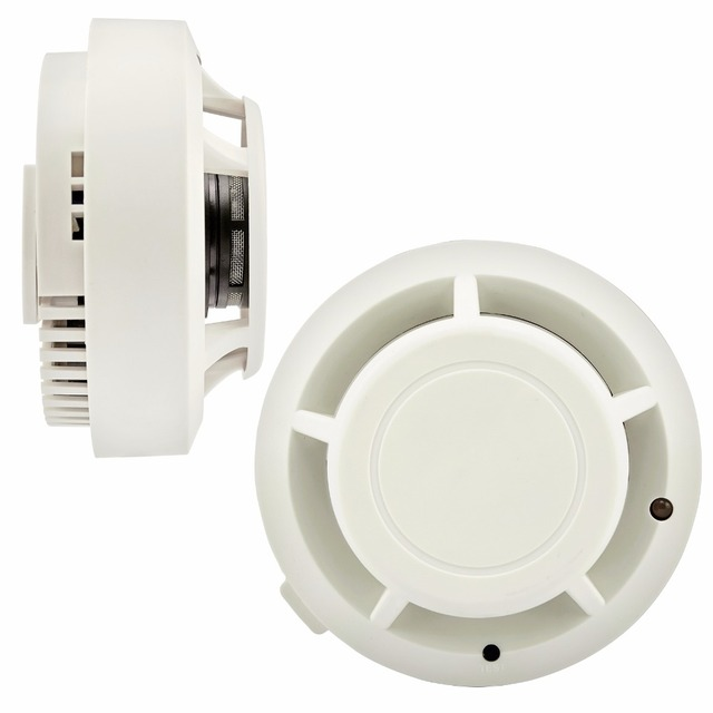 433MHz Portable Alarm Sensor Alarm High sensitivity Wireless Smoke Detector For Home/Store/Hotel/Factory Alarm Systems Security