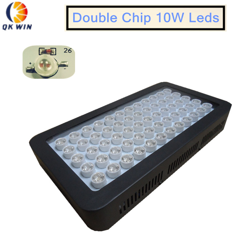 New 600W Led Aquarium Light 60X10W Fish Tank System For