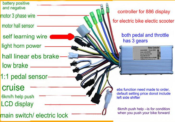 886 2 controller wiring
