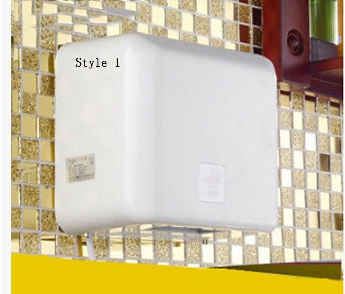 Sèche-mains automatique sèche-linge à induction sèche-linge commercial téléphone mobile ménage intelligent adapté aux immeubles de bureaux