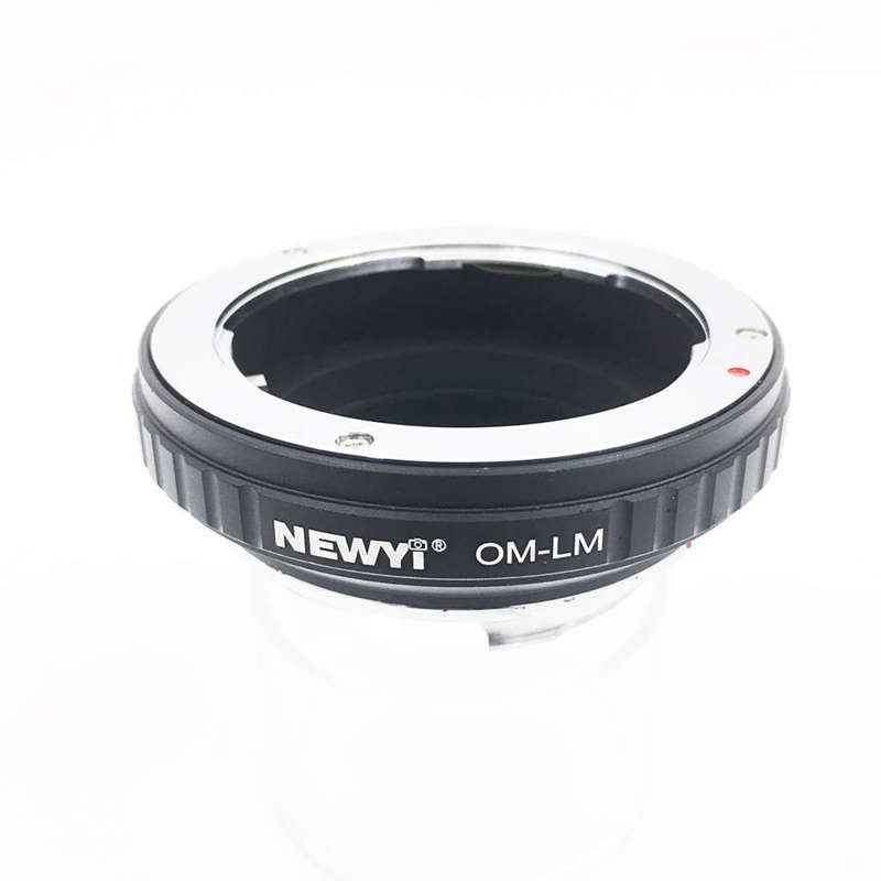 Newyi Mount Adapter For Konica Ar Lens To L eica M Lm M9 M8 M7 M6 M5 With Techart Lm Ea7 Camera Lens Ring Accessories-in Lens Adapter from Consumer Electronics