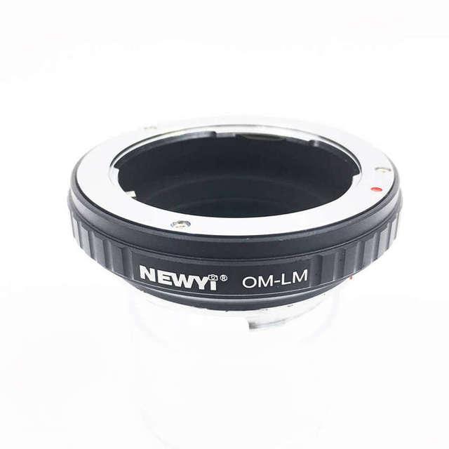 코니카 ar 렌즈 용 newyi 마운트 어댑터 l eica m lm m9 m8 m7 m6 m5 (techart Lm Ea7 포함) 카메라 렌즈 링 액세서리