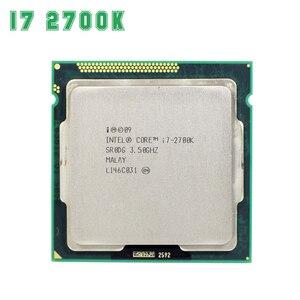 Image 2 - Intel Core I7 2700K 3.5GHz Quad Core LGA 1155 Bộ Xử Lý CPU SR0DG