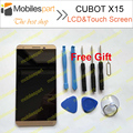 CUBOT X15 LCD Screen Gold 100% Original LCD Display +Touch Screen For CUBOT X15 Smartphone in Stock Free Shipping