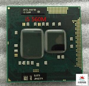 lntel Dual Core i5 560M I5 560M 2.66GHz 560 Notebook processors Laptop CPU PGA 988 i5-560M(China)