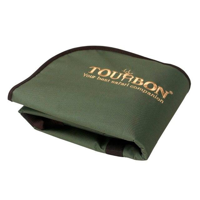 Tourbon – Vihreä kivääripussi