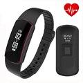 2017 Original SH09 Bluetooth 4.0 Inteligente Pulseira banda IP67 Esporte Monitor De Freqüência Cardíaca de Fitness Rastreador para iOS Smartphone Android
