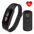 2017 Original SH09 Bluetooth 4.0 Smart band Bracelet IP67 Heart Rate Monitor Sport Fitness Tracker for Android iOS Smartphone