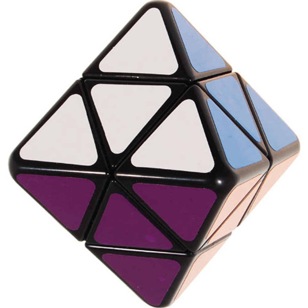 Octahedron Magic Cube Speed Puzzle Cubes Educational Rubiks Cube Toys For Kids Children Brand New IQ Test cubo magico toy ...