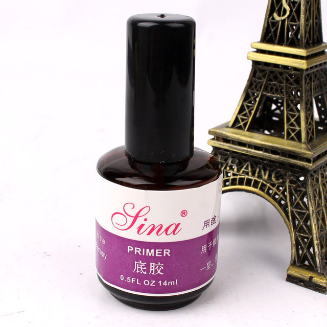 High Quality Primer For Nail Polish Base Coat For Acrylic UV Gel System  Nail Products China Free Shipping