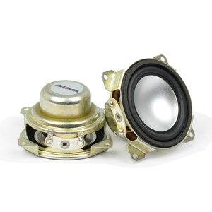 Image 3 - AIYIMA 2Pcs 1,5 Zoll Vollständige Palette Lautsprecher 8 Ohm 2W Neodym Magnet Tragbare Audio Lautsprecher Für Satelliten Spalte loudpeaker