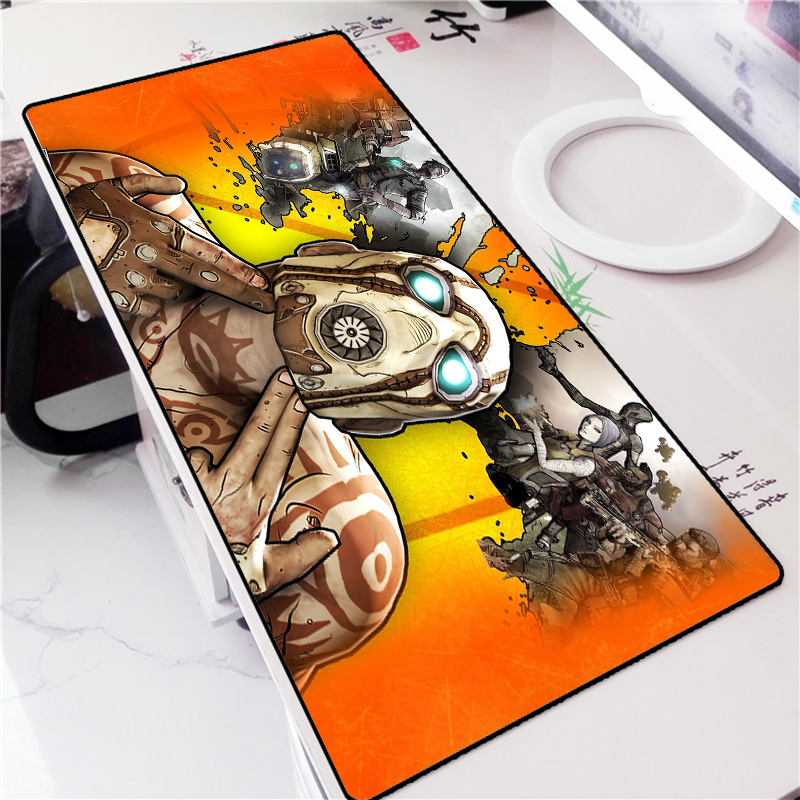 Mairuige 3D Fps Rpg Game Borderlands 2 Pattern Mouse Pad Table Mat 11 Big Size To Choice Game Player Pc Desk Rubber Soft Mats