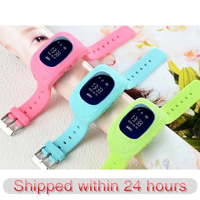 Children Smart Watch 2019 Sports Kids Smartwatches Bluetooth GPS Digital Smart Wrist Watch For Girls Boys SOS Dial Call Alarm