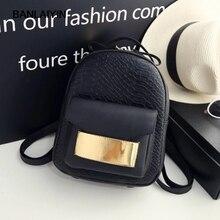 Хороший золотой Змеиный Дизайн женские рюкзаки Серпантин Модные женские рюкзак Европейский Стиль сумки для девочек Женская дорожная сумка