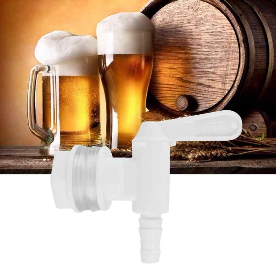 """3/8"""" Plastic Beer Faucet Beer Brew Bucket Tap Faucet for Home Beer Brewing"""