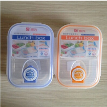 Two Compartment Lunch Box/Food Storage Container