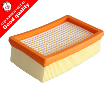 Free shipping Flat-Pleated Filter for KARCHER MV4 MV5 MV6 WD4 WD5 WD6 Wet and Dry Vacuum Cleaner Parts #2.863-005.0 HEPA Filters цена