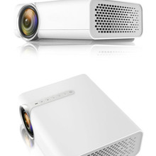 New YG520 Home Micro Projector LED HD 1080P Portable Projector Computer