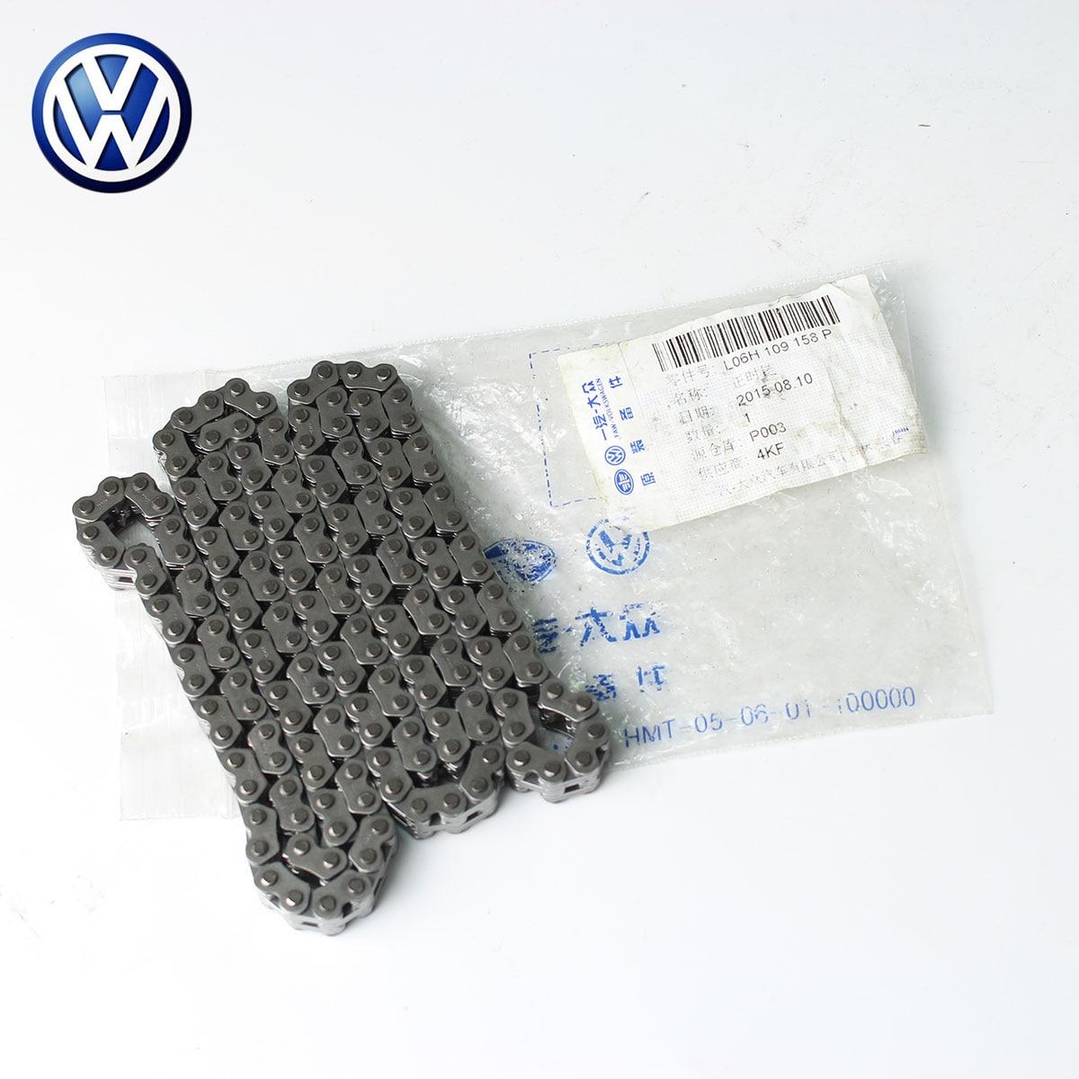 Timing Chain Gear OEM L06H 109 158 P For VW Passat CC/NF Golf MK6 Passat B6/B7 Jetta MK5/MK6 qty 4 oem car door plate warning lights for vw cc sharan touareg passat cc b6 b7 golf jetta mk5 mk6 seat alhambra 3ad 947 411