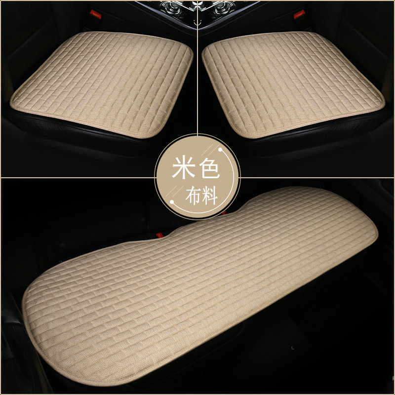 High end Interior <font><b>Accessories</b></font> flax fiber Car Seat Covers for <font><b>SUZUKI</b></font> alto <font><b>celerio</b></font> splash scross grand vitara <font><b>suzuki</b></font> escudo image