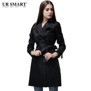331c2c72ac5 URSMART new autumn and winter high-end brand in the long section