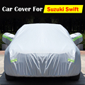 Auto Cover For Suzuki Swift Anti UV Scratch Rain Sun Snow Frost Dust Preventing Car Cover Waterproof