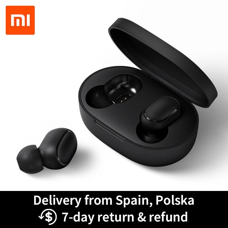 Xiaomi Redmi Airdots Bluetooth 5,0 Kopfhörer Echte Stereo Drahtlose kopfhörer mit voice control