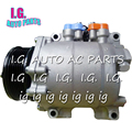 NEW HS-110R HS110R AUTO AC A/C COMPRESSOR FOR CAR HONDA CRV CR-V 2.0 2.4 SPART PARTS 38810-PNB-006 38810PNB006 57881 58881