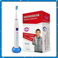 Dental Care YASI Rechargable Waterproof Sonic Electric Toothbrush FL-A9 With 3 Replacement Toothbrush Heads Color Blue