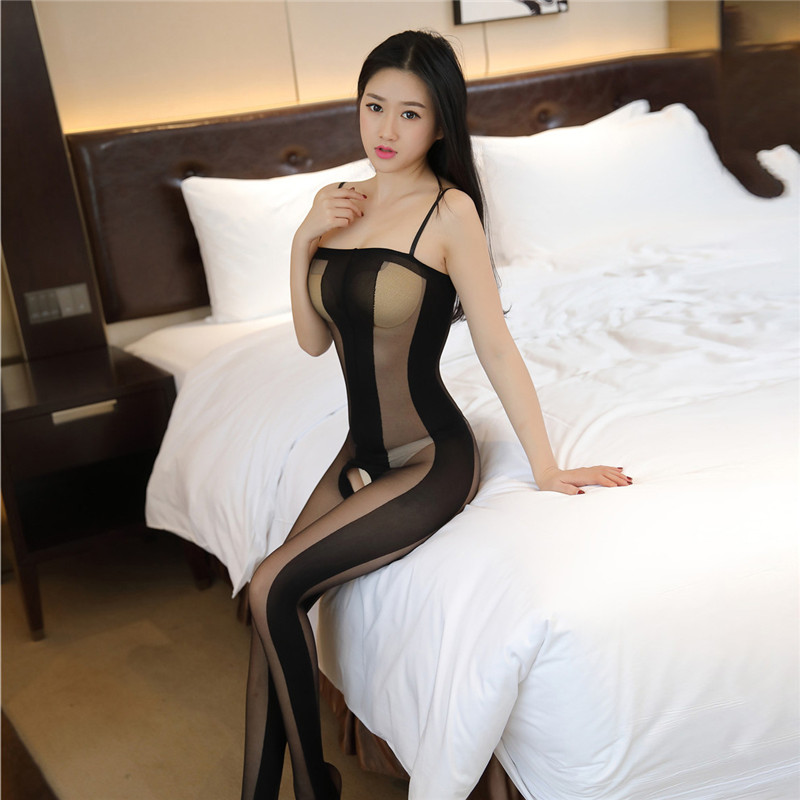 Porno Nuisette Sexy Lingerie Babydoll Open Crotch Transparent Lingerie Sexy Hot Erotic Underwear Costumes Sex Clothes For Women