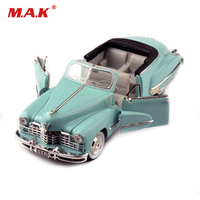 Hot Kids Toys Signature 1/32 Scale Alloy 1947 62 Classic Car Antique Car Models Toy Cars Children Collections Gift
