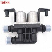 Warm water valve For BMW E70 X5 E53 E71 X6 OEM 64116910544 1147412166 Heater Control Valve