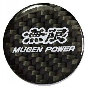 Круглая Эмблема для Honda Accord SI Element ACURA INTEGRA S2000 PRELUDE CRV PRELUDE Civic Fit