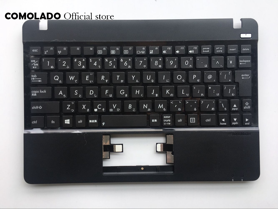 JP Japanese keyboard For ASUS VivoBook X102BA X102 X102B With C Cover Laptop Keyboard JP layout in Replacement Keyboards from Computer Office
