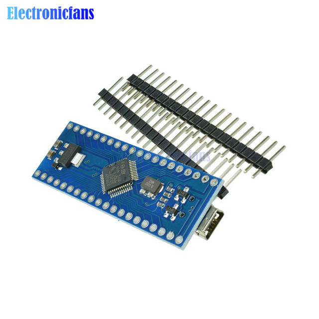 US $3 39 10% OFF|STM32F103RCBT6 ARM Cortex M3 leaflabs Leaf maple mini  module for arduino STM32-in Integrated Circuits from Electronic Components  &