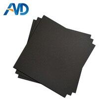 1 шт. 300×300 мм матовые с подогревом Стикеры печати построить Простыни построить пластины ленты на платформе Стикеры с 3 м поддержку F/3D-принтеры