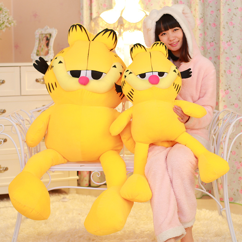 New Arrival Garfield Plush Toy Large Cartoon Anime Doll Creative Gift Children Girl Friend Birthday Christams Gift Stuffed Plush Animals Aliexpress