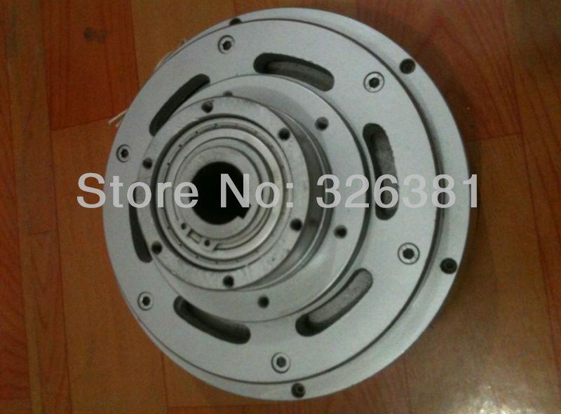 FD50A-4 50NM 5 kg magnétique poudre d'embrayage vidange frein à poudre magnétique la tension d'enroulement contrôleur La machine pièces