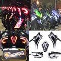 KEMiMOTO motocicleta accesorios TMAX530 luz de freno de cola trasera LED de señal de vuelta para YAMAHA Tmax 530 T-Max530 2013 2014 2015 2016