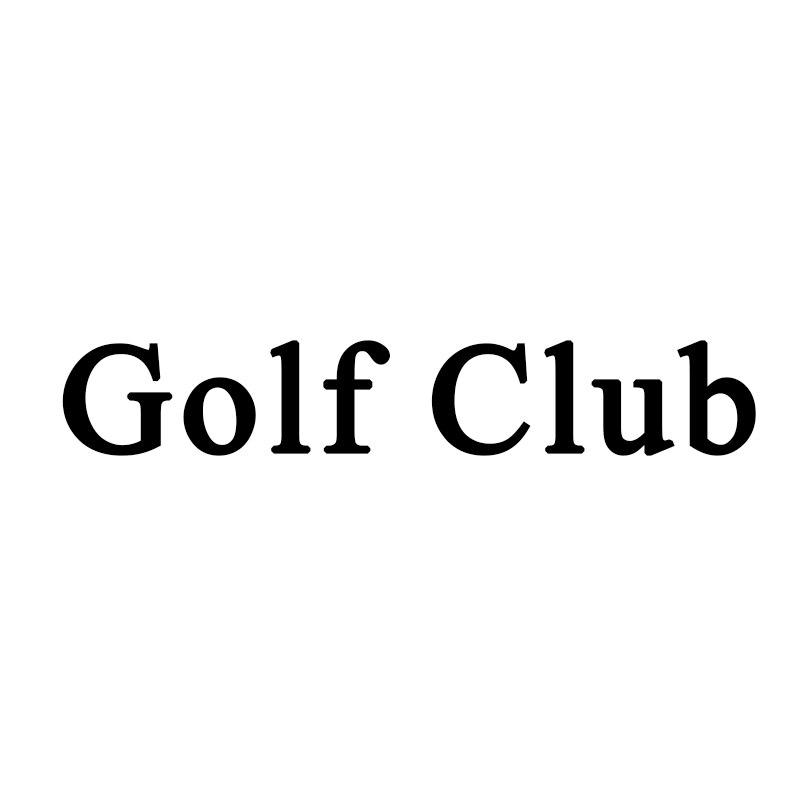 Für golf club spezielle