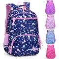 Рюкзак принцессы с вышитым лисьим сердцем и кроликом для мальчиков и девочек  школьный рюкзак для детей и подростков