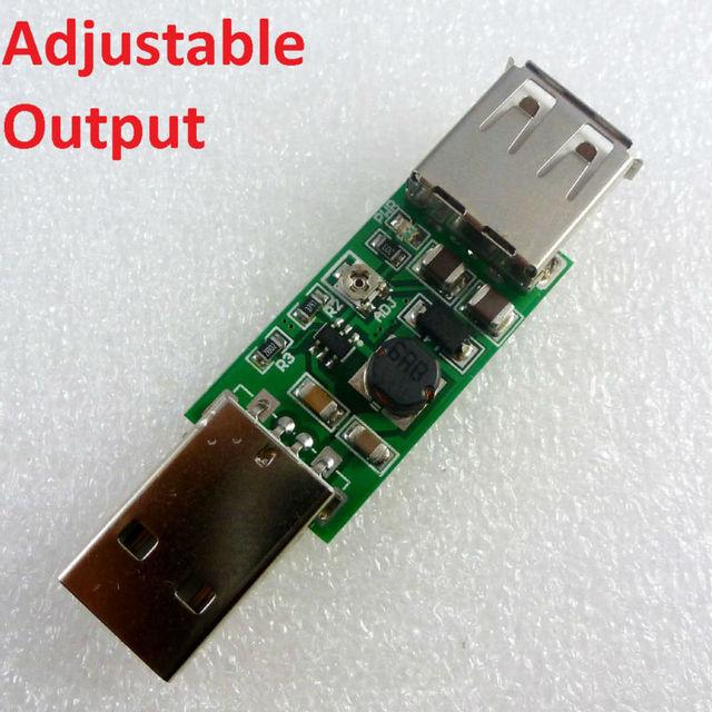 Dc Dc Usb 5v To 6 15v Step Up Boost Converter Voltage