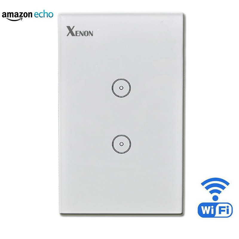 Light Switch Panel Smart Phone Free App Control Wall