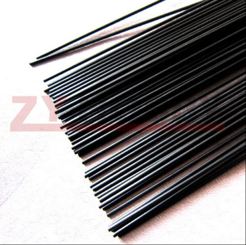 Carbon Fiber Rods >> 5pcs 2 5 Mm Diameter X 500mm Carbon Fiber Rods For Rc Airplane High