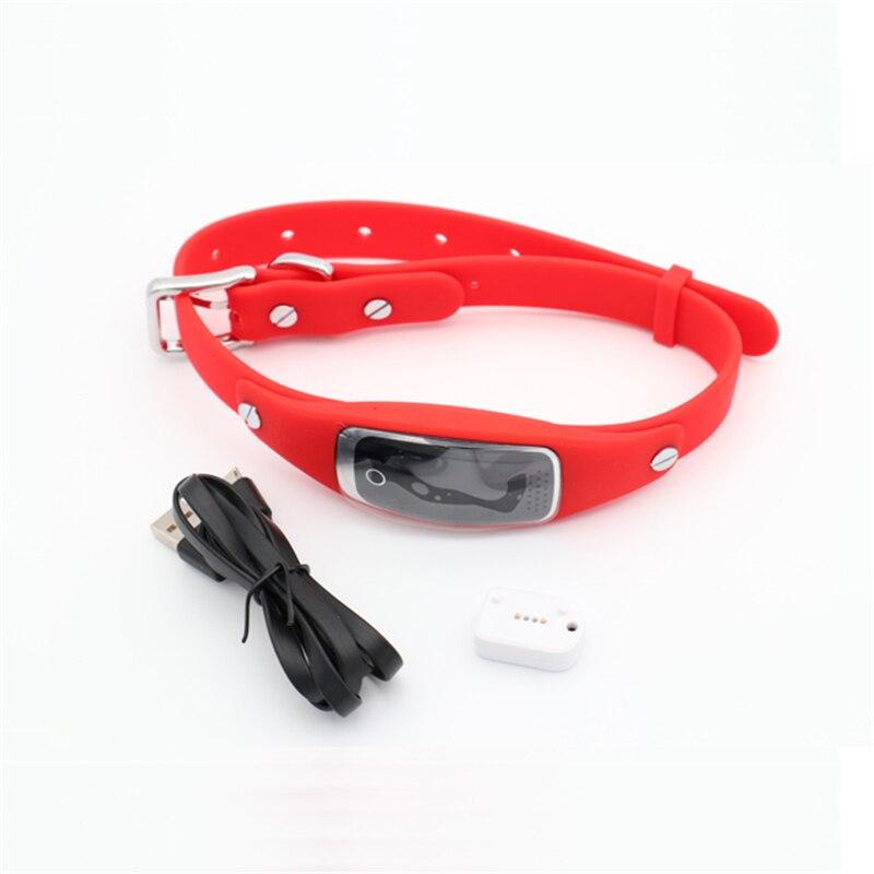 MiNi Waterproof Pets Collar GSM GPS Tracker Locator Rastreador Tracking GPS LBS WIFI Real Time For