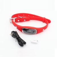 MiNi Waterproof Pets Collar GSM GPS Tracker Locator Rastreador Tracking GPS LBS WIFI Real Time For Dog Cat Track Geofence Device