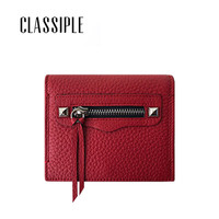 Small Wallet Women Genuine Leather Cow Leather Wallet Women High Quality Women Wallet Zipper Short Carteiras Mini Wallet Female