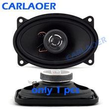 Car Speaker 4 6 Inch 1pcs Vehicle Door Auto Audio Music Tweeter Stereo Full Range Frequency Hifi Loudspeaker Only One