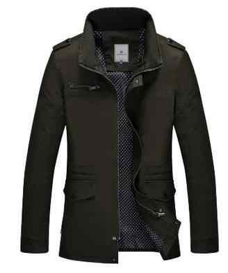 男性カジュアル生き抜くジャケット jaquetas デ couro オムプラスサイズ 4XL 軍軍事ウインドブレーカーオーバーコートメンズトレンチコート